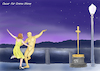 Cartoon: La La Land (small) by A Tale tagged oscar,verleihung,awards,2017,beste,schauspielerin,emma,stone,lala,land,musical,best,actress,motion,picture,academy,hollywood,statue,tanzen,tanzfilm,movie,film,kino,cinema,show,business,karikatur,cartoon,illustration,tale,agostino,natale