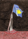 Cartoon: KOSOVO (small) by serkan surek tagged surekcartoons