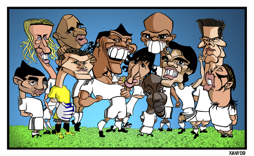 Real Madrid 2010