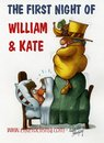 Cartoon: The first night of William Kate (small) by Roberto Mangosi tagged royal,wedding,kate,william,marriage,charles,queen,buckingham,palace,windsor,mountbatten,middleton,westminster,abbey,camilla