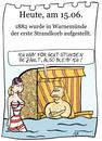 Strandkorb comic  Ihr Suchergebnis für: 'strandkorb' | Cartoons, Karikaturen ...