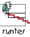 Cartoon: runter - down (small) by zenundsenf tagged runter down zenf zensenf zenundsenf walter andi