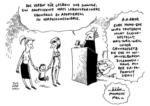 Karikatur lesbisch Sex Preggo Squirt