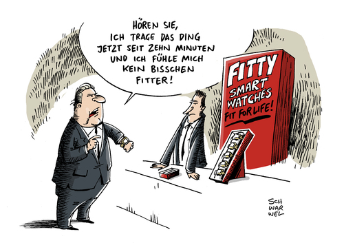 Cartoon: Fibo Messe Fitness Wellness (medium) by Schwarwel tagged fibo,messe,fitness,wellness,gesundheit,köln,karikatur,schwarwel,fibo,messe,fitness,wellness,gesundheit,köln,karikatur,schwarwel