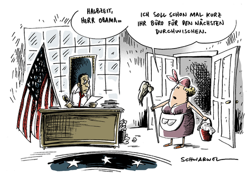 präsident usa amtszeit