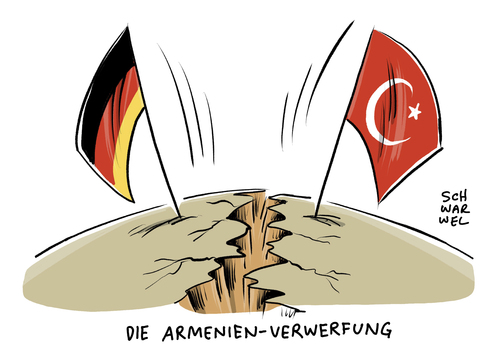 Nach der Armenien Resolution