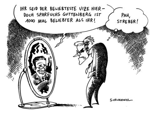 Spieglein spieglein von schwarwel politik cartoon toonpool for Spiegel cartoon