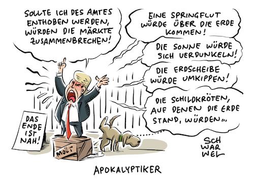 Impeachment Deutsch
