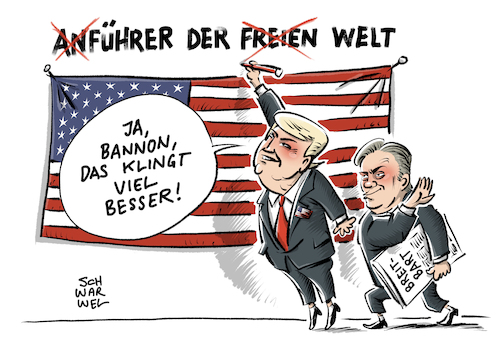 Trump Berater Bannon