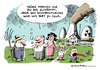 Cartoon: Atomkraft (small) by Schwarwel tagged atomkraft,atom,karikatur,schwarwel