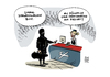 Cartoon: IS Terror UN Foreign Fighters (small) by Schwarwel tagged is,terror,un,foreign,fighters,resolution,deutschland,kampf,karikatur,schwarwel,terrorist,märtyrer,tot,mord,gewalt,terrorismus,waffen