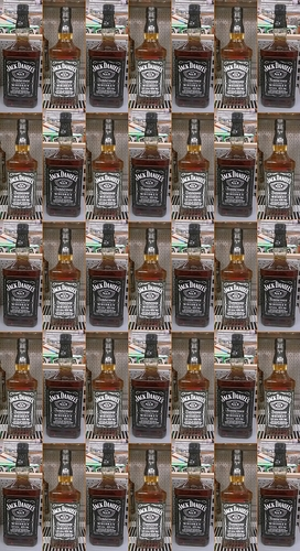 Cartoon: 35 Jacks (medium) by manfredw tagged 35,jackies,jacks,andy,warhol,warhola,alkohol,alcohol,collage,foto,whisky