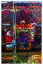 Cartoon: X-mas Trail (small) by edda von sinnen tagged karusell,augsburger,christkindlesmarkt,nikolaus,santa,claus,mary,go,round,plastik,konsum,edda,von,sinnen,composing,illustration