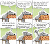 Cartoon: Feiertagsblues (small) by Ratte Ludwig tagged ratte,ludwig,feiertag,konzentration,wille,unmögliches