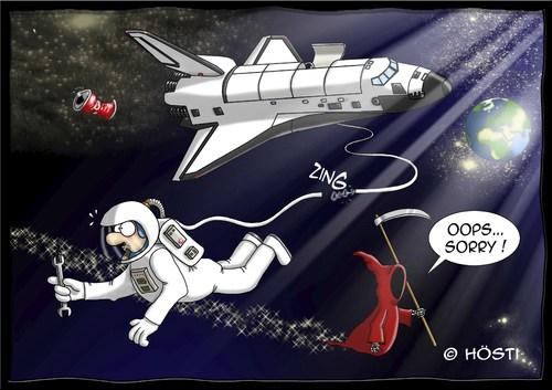 oops sorry von Hösti | Forschung & Technik Cartoon | TOONPOOL  oops sorry von ...