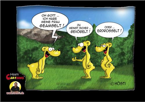 Cartoon ornithologie medium by hösti tagged hösti cartoons