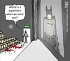 Cartoon: Aurora tragedy (small) by raim tagged aurora,batman,tragedy
