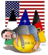 Cartoon: Afghan warlord 1 (small) by Afghancartoon tagged afghanistan