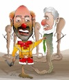 Cartoon: Afghan warlord 3 (small) by Afghancartoon tagged afghanischen
