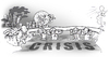 Cartoon: bridge (small) by gonopolsky tagged future,crisis,children