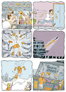 Cartoon: Marvel (small) by alves tagged comics