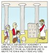 Cartoon: roman numerals (small) by sardonic salad tagged roman,numerals,cartoon,comic,humor
