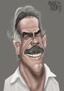 Cartoon: Personal Cartoon (small) by Mustafa Tozaki tagged tozaki