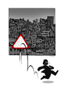 Cartoon: Consume - Reproduce - Conform... (small) by stewie tagged consume