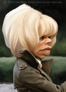 Cartoon: Mireille Darc (small) by jmborot tagged mireille,darc,cinema,caricature,jmborot