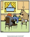 Cartoon: Cat and Mouse (small) by Tim Akin Ink tagged cat,mouse,dog,poker,cartoon,comedy,humorous,funny