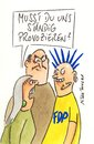 Cartoon: fdp (small) by Peter Thulke tagged fdp