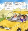 Cartoon: schaltjahr (small) by Peter Thulke tagged schaltjahr,auto
