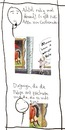 Cartoon: Zwei Arten von Cartoonisten (small) by hartabersair tagged cartoonisten,tiere,hinterteile