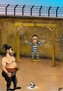 Cartoon: penalty (small) by ugur demir tagged mm