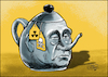 Cartoon: cup of tea? (small) by jean gouders cartoons tagged putin,navalni,poison,kremlin