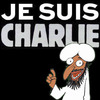 Cartoon: JE SUIS CHARLIE (small) by Alf Miron tagged charlie,hebdo,terrorism,islamism