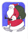 Cartoon: frohe weihnachten (small) by ruditoons tagged rudi