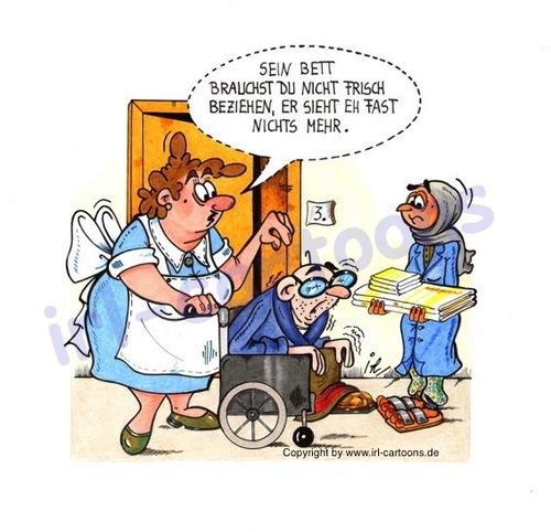 Seniorenheim Von Irlcartoons Politik Cartoon Toonpool