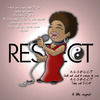 Cartoon: Aretha Franklin (small) by isacomics tagged music,comics,respect,caricature
