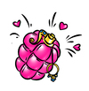 Cartoon: Glamor grenade (small) by fengai tagged glamor,grenade,weapons,love,pink,luxury,fashion,jewelry