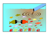 Cartoon: enviroment (small) by gmitides tagged enviroment,pollution,sea,water