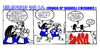 Cartoon: Division Maldita 16 (small) by rebotemartinez tagged liga adelante sabadell