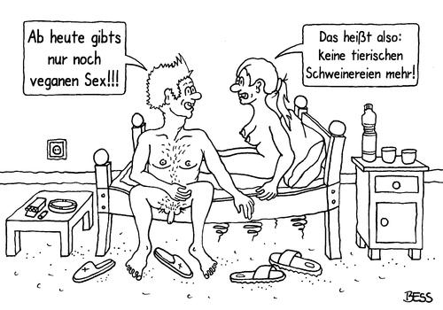 Erotik Cartoons zum Lachen - Witzezeitung