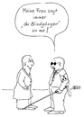 Cartoon: Blindgänger (small) by besscartoon tagged männer,blind,blindheit,beziehung,bess,besscartoon