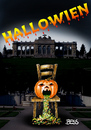 Cartoon: Hallowien (small) by besscartoon tagged halloween wien schloss schönbrunn kürbis bess besscartoon