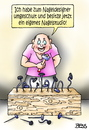 Cartoon: Nageldesigner (small) by besscartoon tagged mann,umschulung,nagelstudio,nageldesaigner,nagel,bess,besscartoon