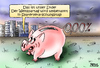 Cartoon: Sparerverarschungstag (small) by besscartoon tagged weltspartag,sparerverarschungstag,finanzen,zinspolitik,sparschwein,geld,zinsen,sparen,banken,ezb,mario,draghi,bess,besscartoon