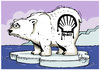 Cartoon: artico (small) by Palmas tagged oso,polar