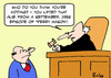 Cartoon: alibi judge perry mason (small) by rmay tagged alibi,judge,perry,mason