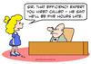 Cartoon: businessman efficiency expert la (small) by rmay tagged businessman,efficiency,expert,late